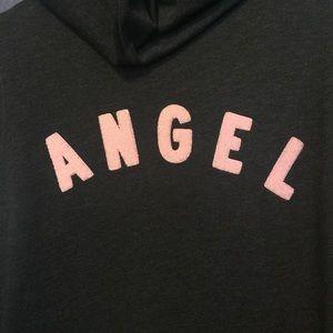 """VICTORIA SECRET """"ANGEL"""" Zip Up Hoodie"""